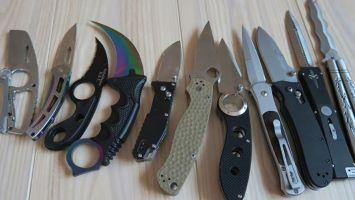 Топ лучших складных ножей на Алиэкспресс