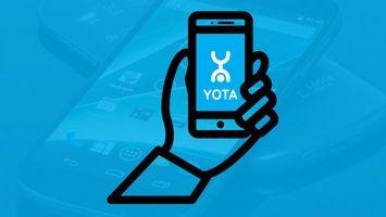 Как настроить Yota на телефоне?