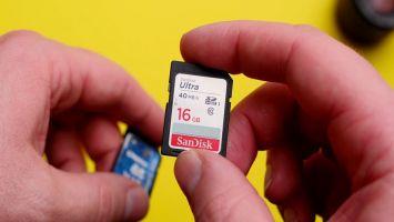 Топ-15 карт памяти для телефонов, регистраторов и фотоаппаратов