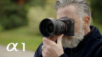Новая беззеркальная камера от Sony прибыла в Россию