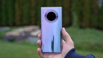 Обновленный Huawei Mate 30 Pro E готовится к выпуску