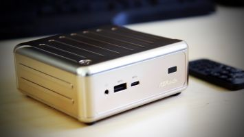 Представлены мини ПК ASRock NUC 1100 Box на процессоре Intel