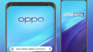 Патент получен: фронтальная камера OPPO будет перемещаться по экрану