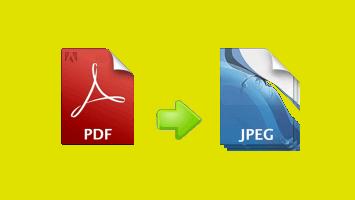 Как из PDF сделать JPG?