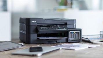 Как распечатать текст, картинку или интернет-страницу на принтере?