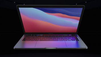 Mac на процессоре M1 при быстром переключении выдает заставку экрана