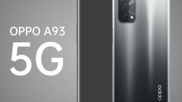 OPPO A93 5G получил флагманское оформление и новейший бюджетный чип
