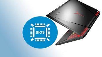 Как войти в БИОС на ноутбуке Lenovo?