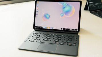 Компания Samsung показала планшет Galaxy Tab S6 5G