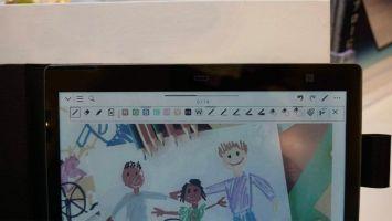 Sony представила Digital Paper – «цифровую бумагу»