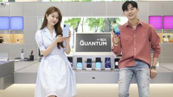 Samsung представила еще один невзламываемый смартфон Galaxy A Quantum 2