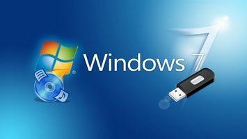 Как установить Windows 7 с диска или флешки?
