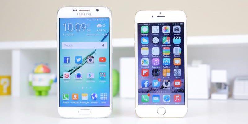 Чем отличается айфон от смартфона что лучше