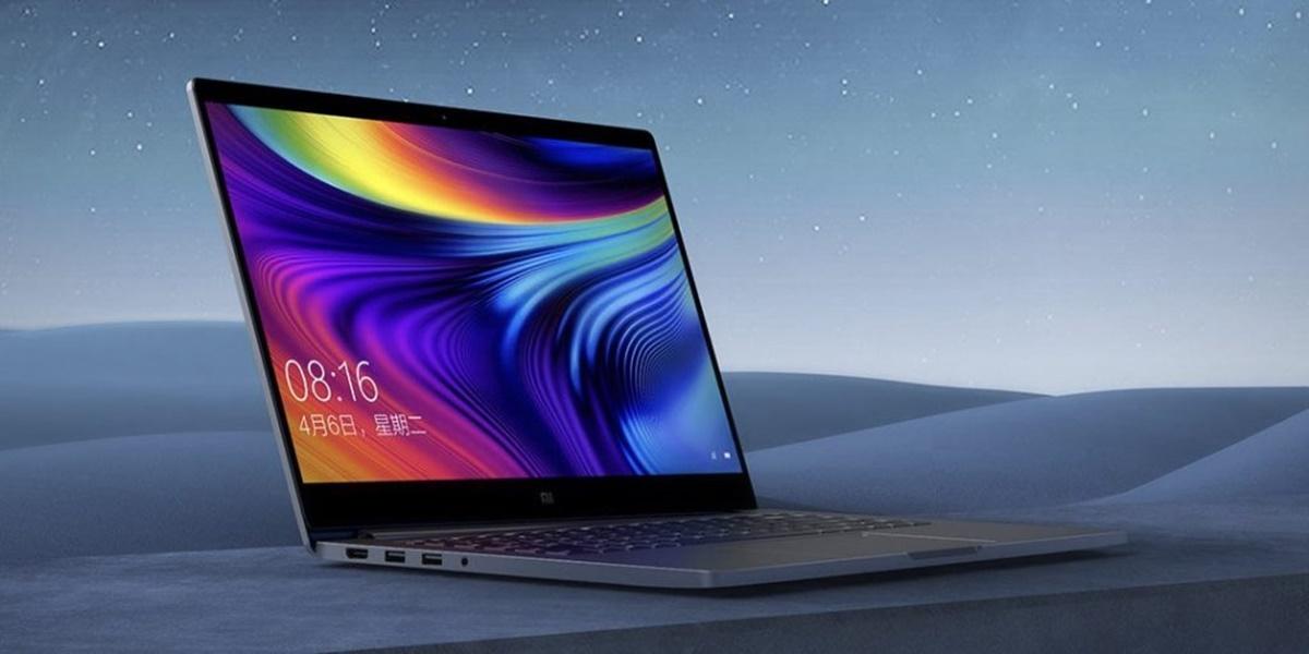 Внешний вид ноутбука Xiaomi Pro Enhanced Edition