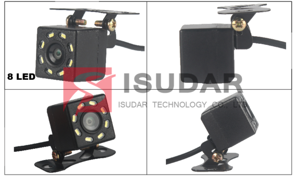 ISUDAR HD 8