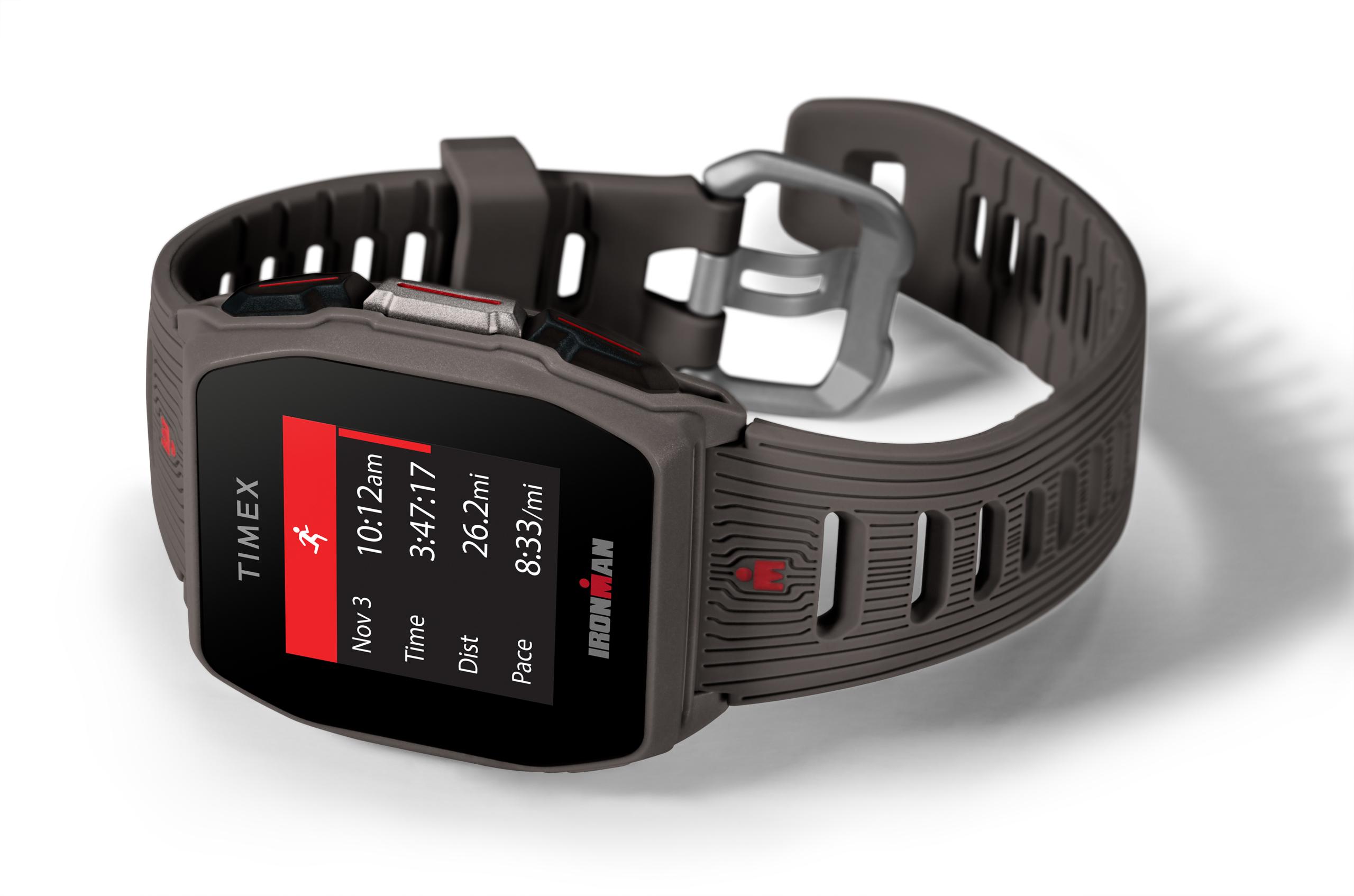 Внешний вид Timex Ironman R300