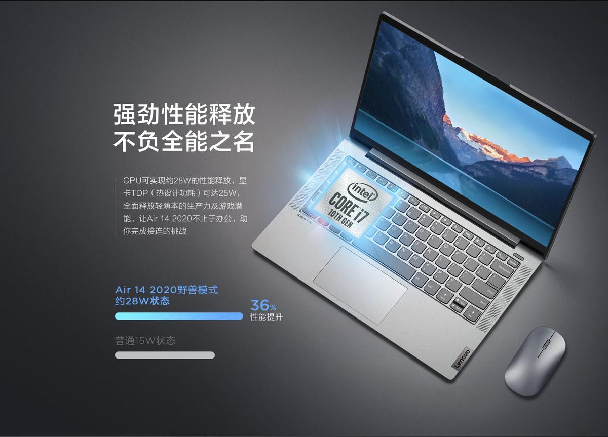 Внешний вид Lenovo Xiaoxin Air 14