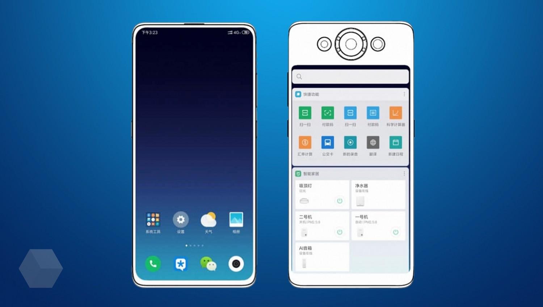 Новый смартфон Xiaomi с двойным экраном