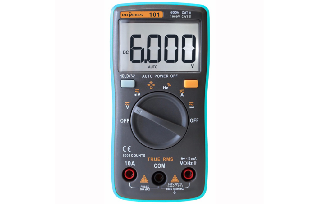 RICHMETERS RM101