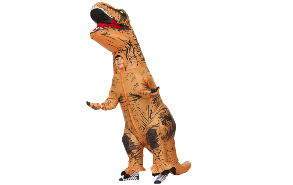 Костюм динозавра от KOOY