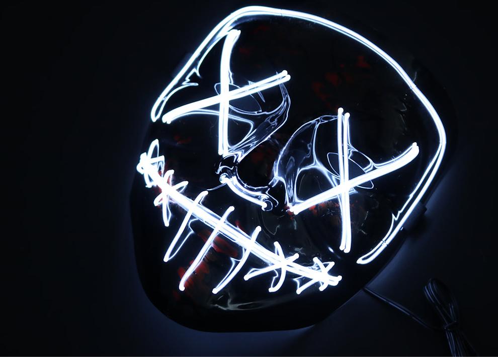 Светодиодная маска от LISM