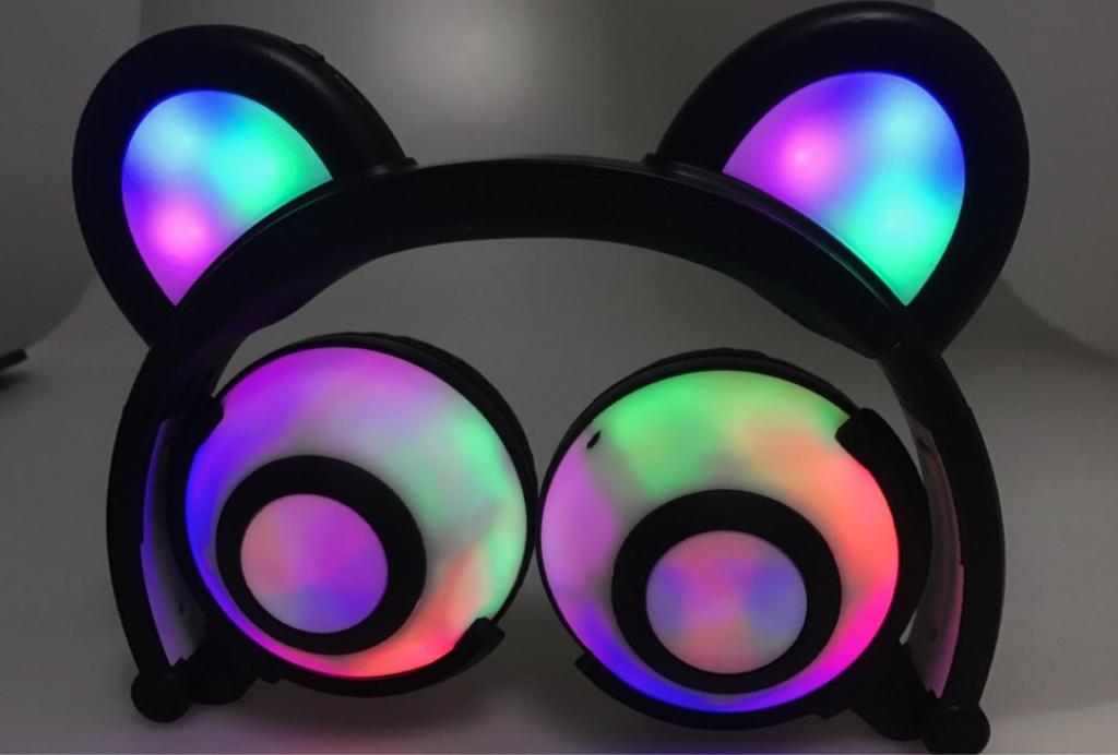 Светодиодные наушники YiJee