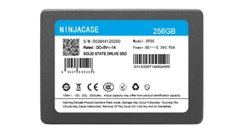 NINJACASE S930