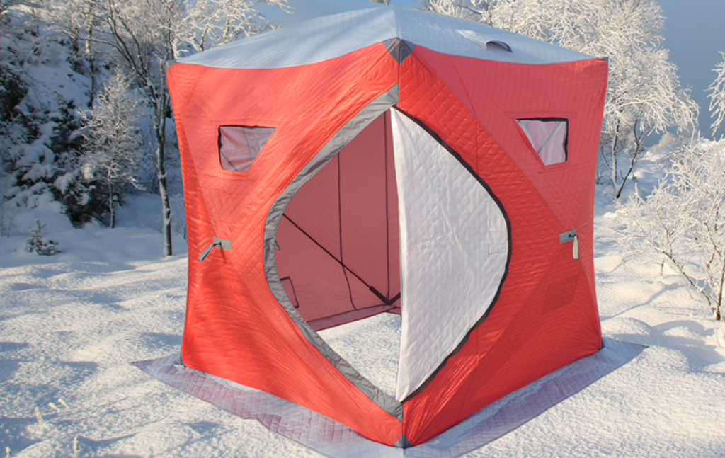 Winter Fishing Tent