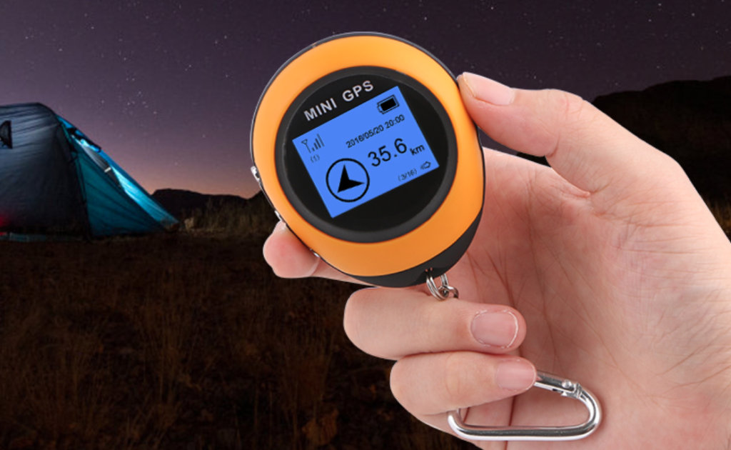 GPS-навигатор Podofo Mini GPS