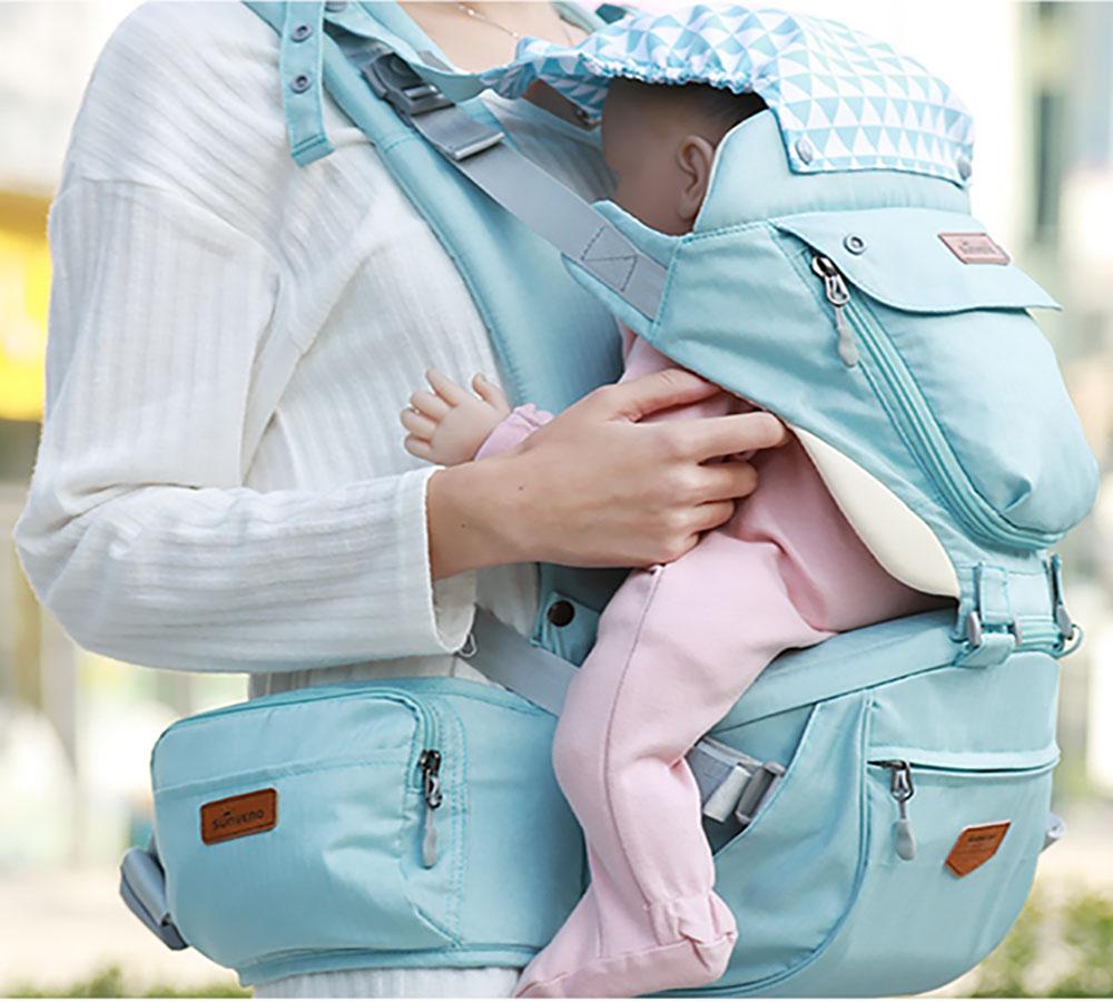 Рюкзак-переноска для ребенка Sunveno HC22094