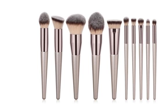 S-Fly Champagne brush set