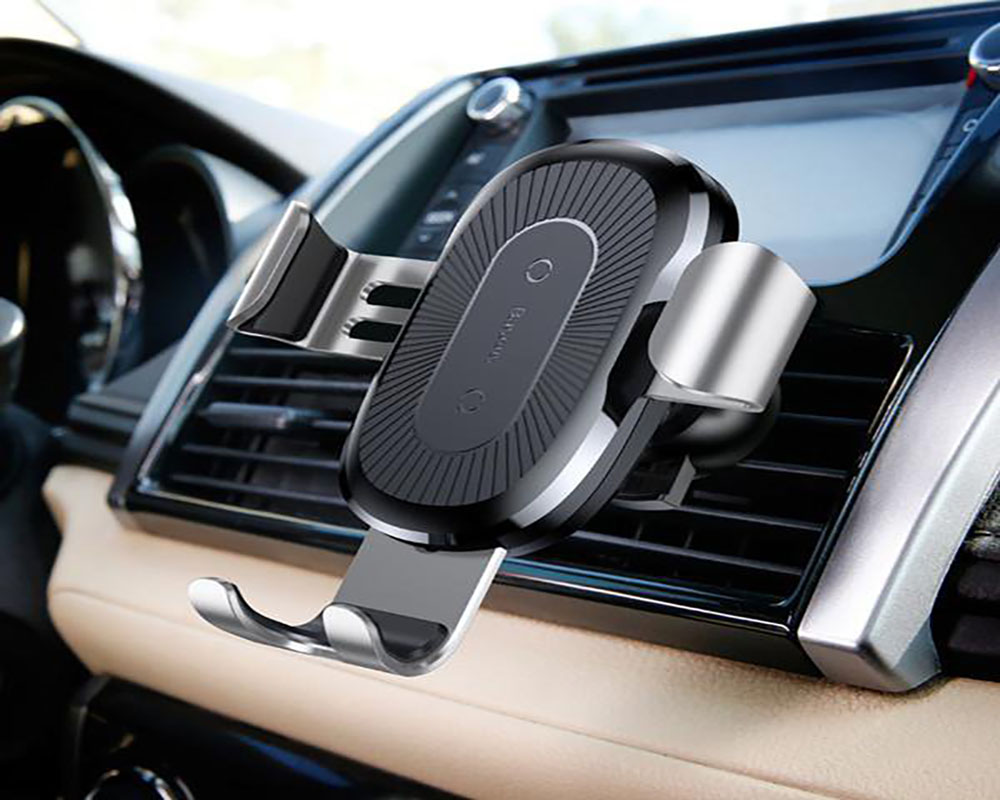 BASEUS Car Mount Wireless