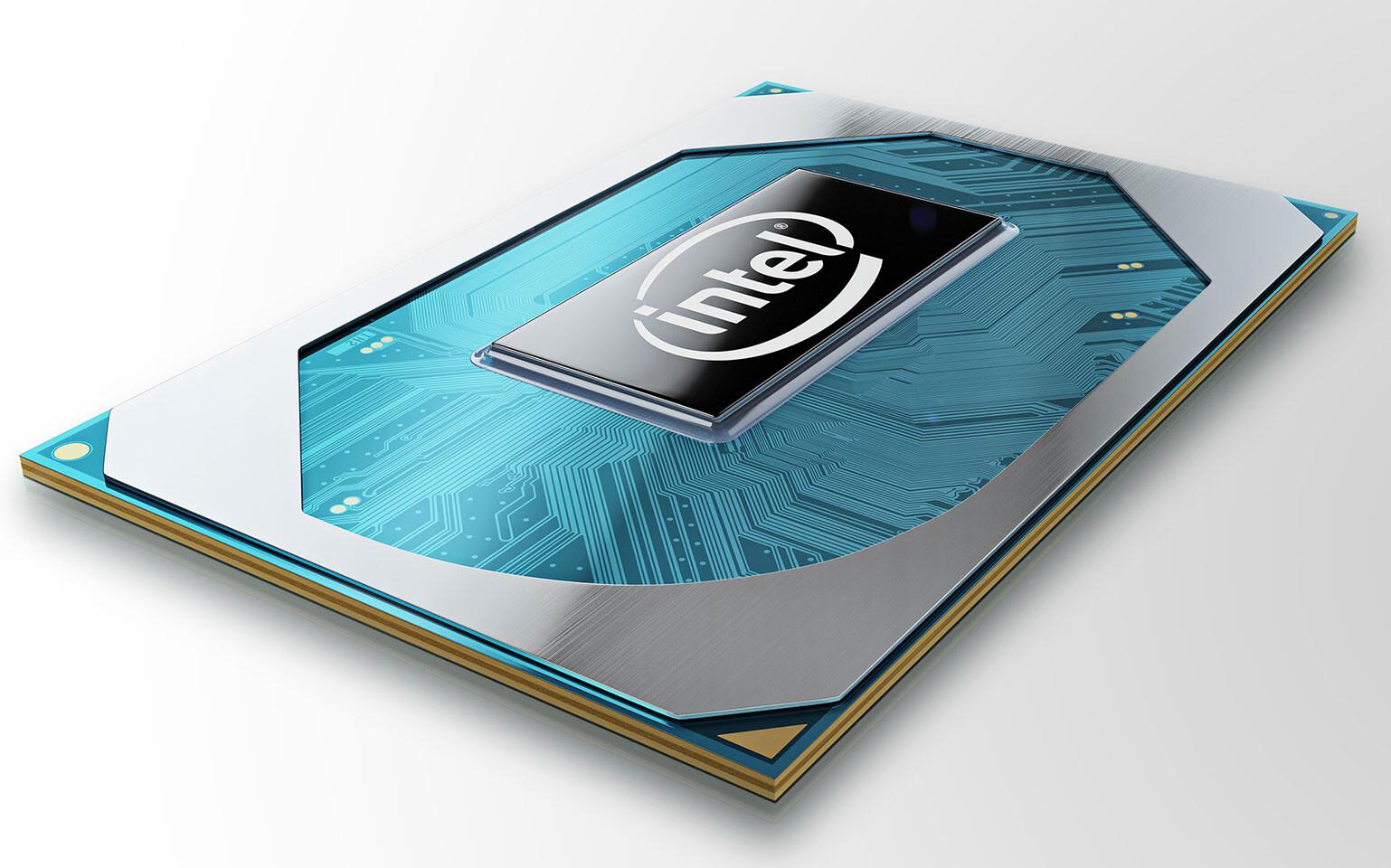 Новый процессор Intel