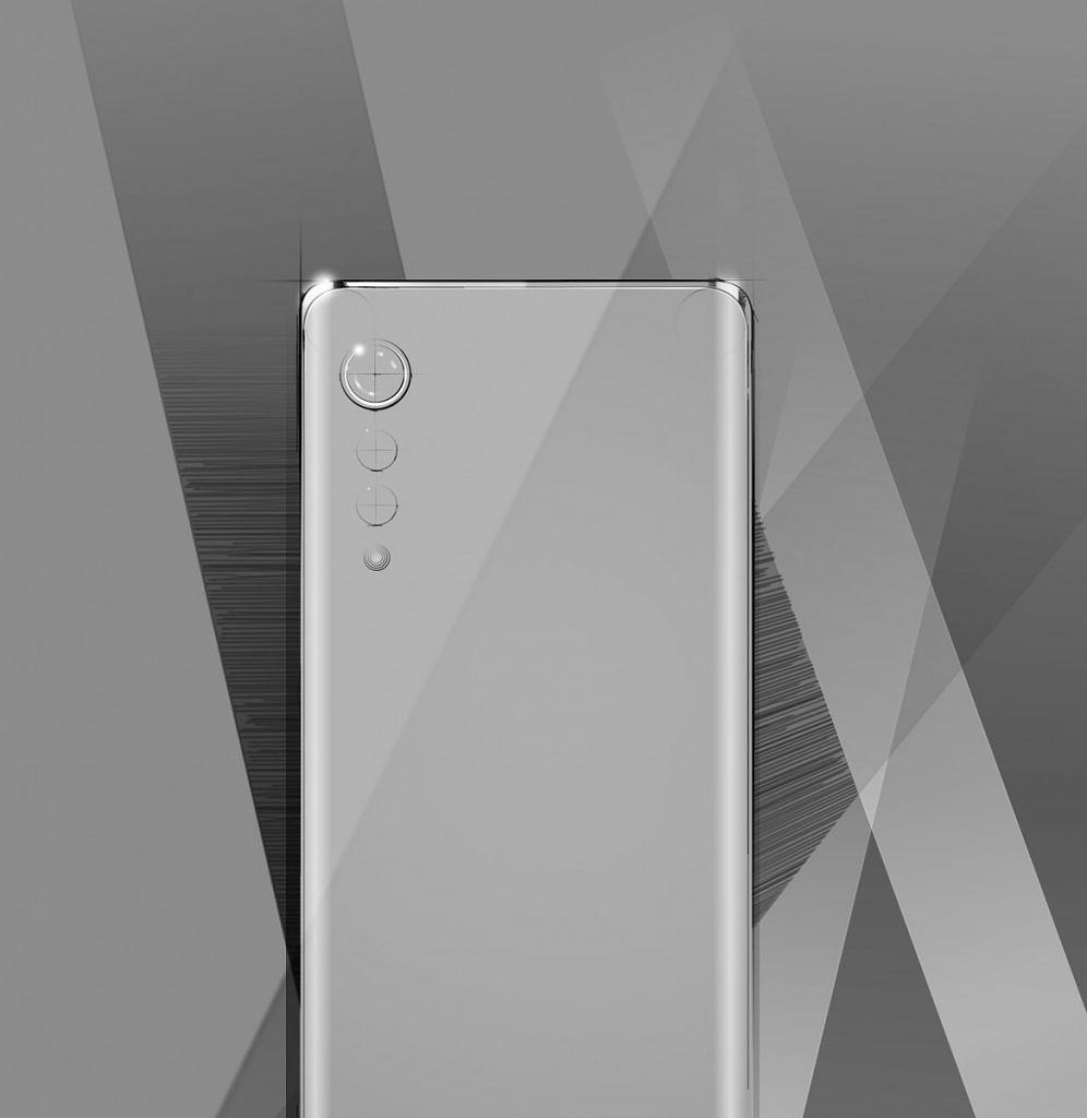 LG новый дизайн