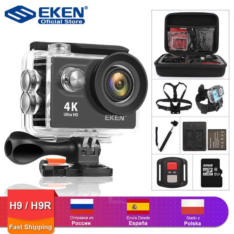 Камера для спортивной съемки Eken H9