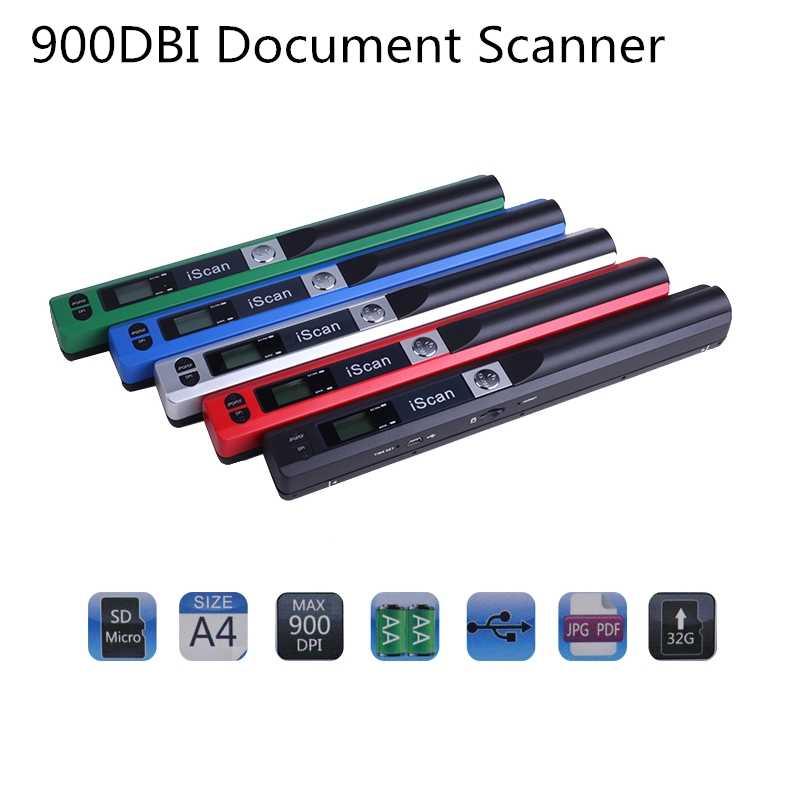 Портативный сканер TEROW iScan 01