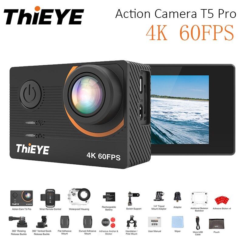 Экшн-камера THiEYE T5 Pro