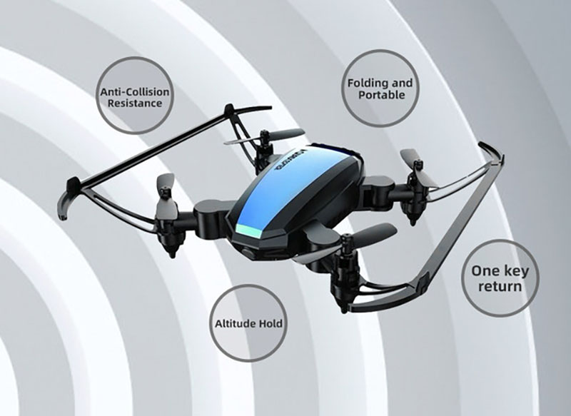 Global Drone GW125