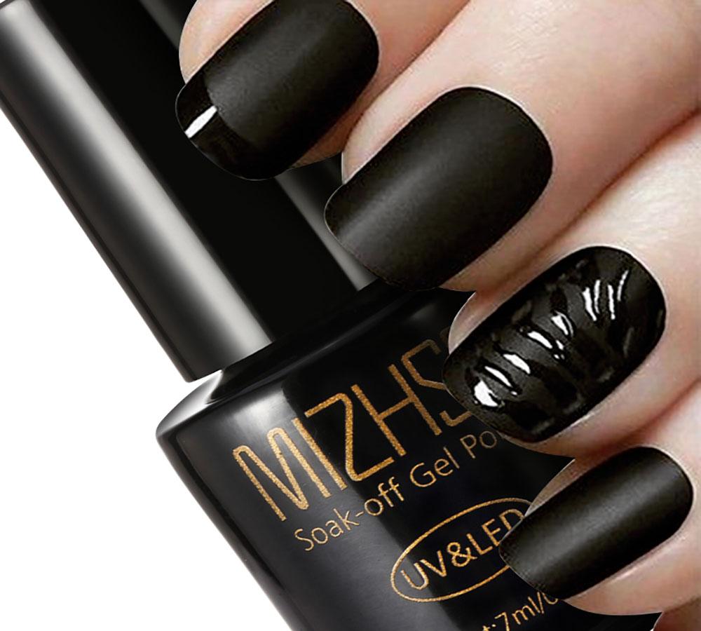 MIZHSE Matte Nail Polish