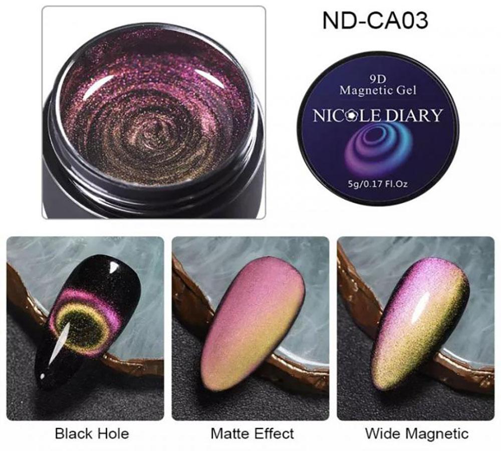 NICOLE DIARY N46019