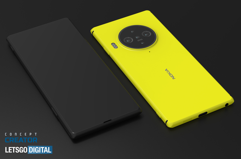 Внешний вид Nokia 9.3 PureView