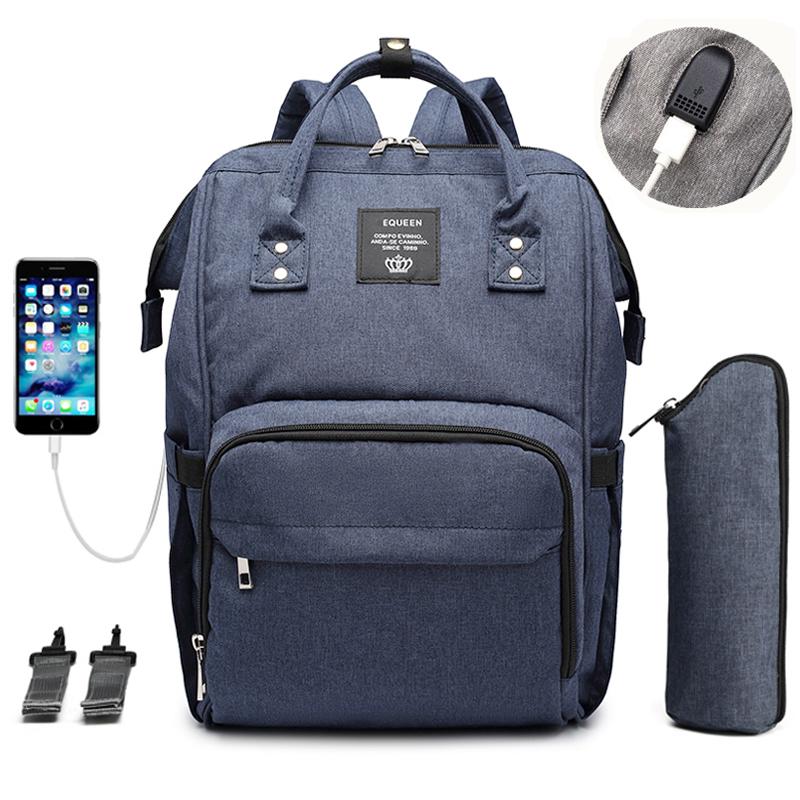 Многофункциональный рюкзак для мам Backpack M28