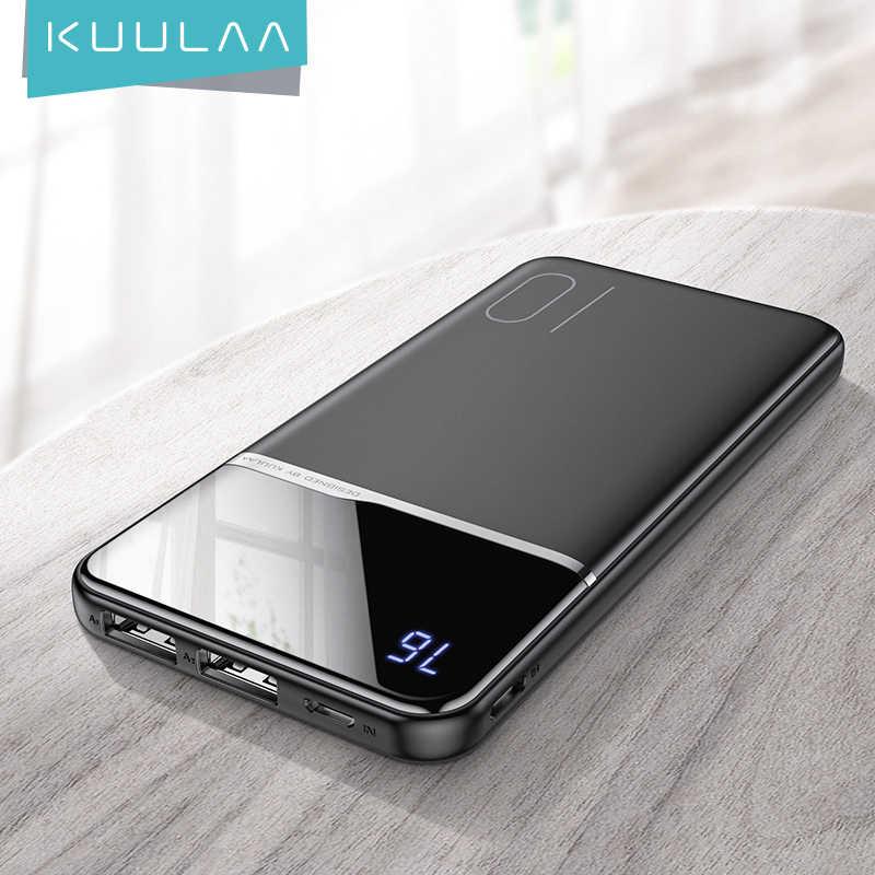 Портативное зарядное устройство Kuulaa