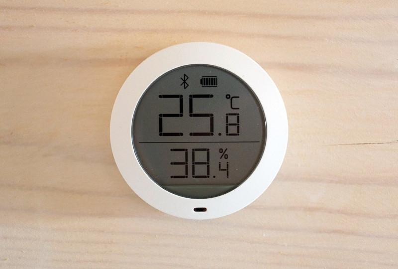 Термометр-гигрометр Xiaomi Mijia
