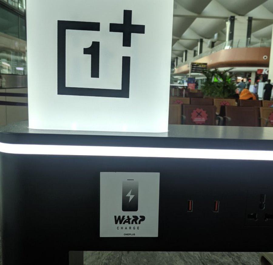 Зарядная станция от OnePlus