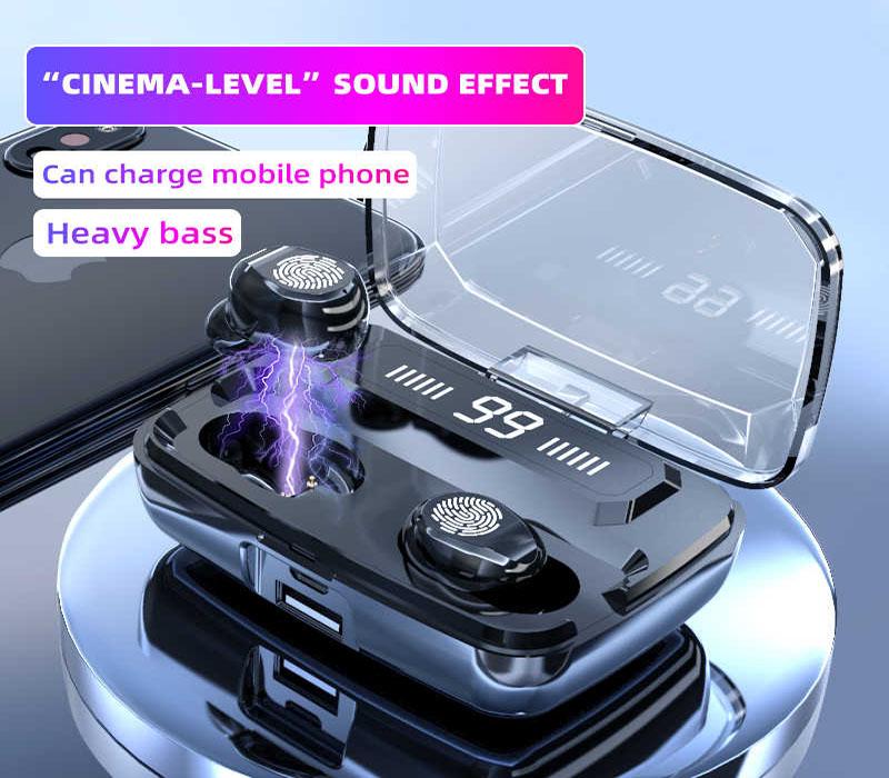 M11-9 TWS Hi-Fi IPX7