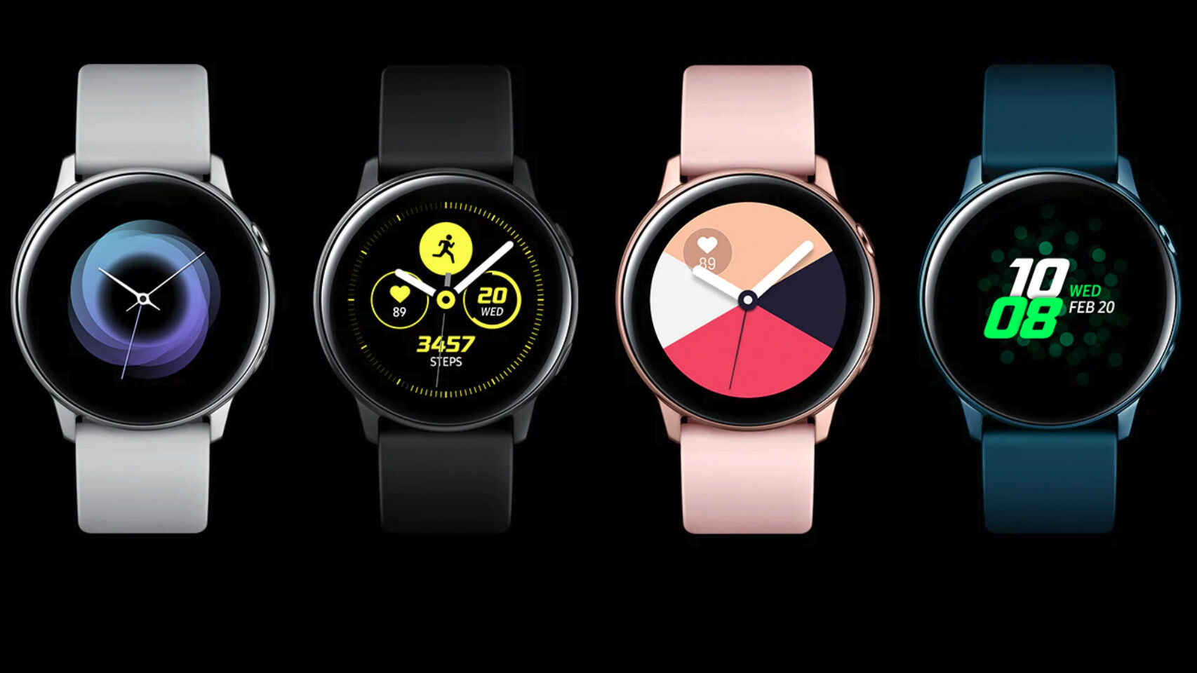 Дизайн Galaxy Watch 2