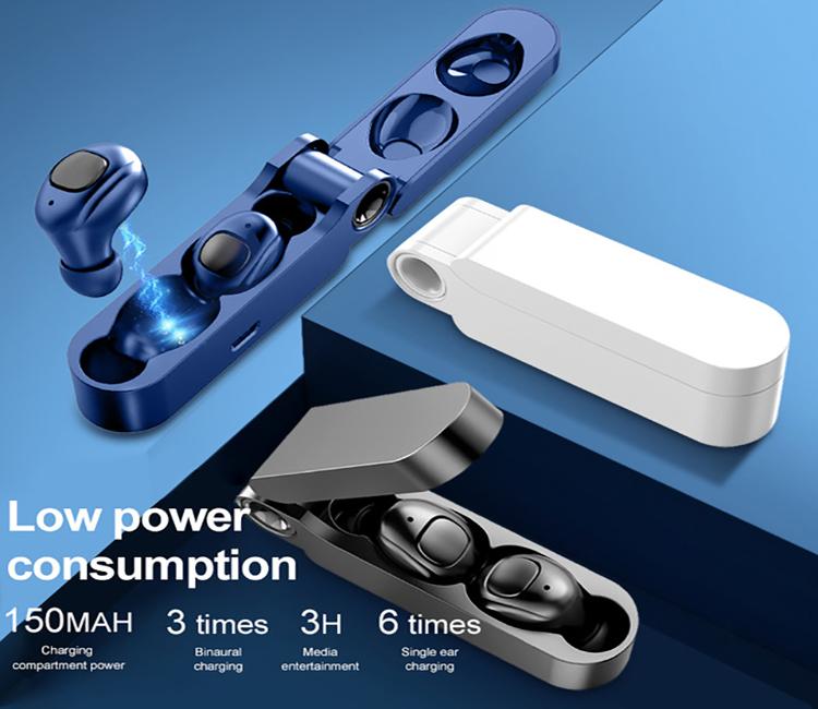 HANXI FMAX Bluetooth 5.0 Earphone