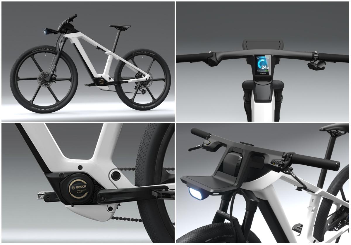 eBike Design Vision от Bosch