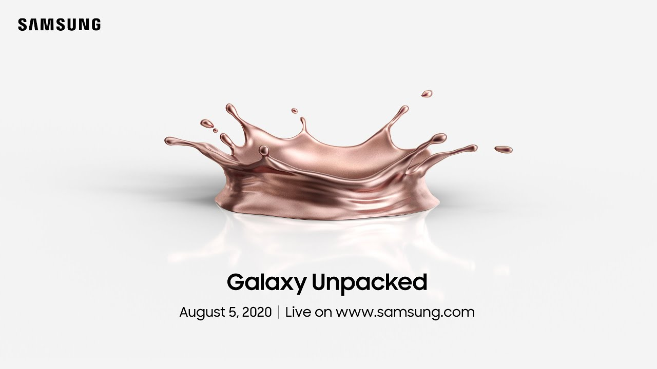 Тизер Galaxy Unpacked